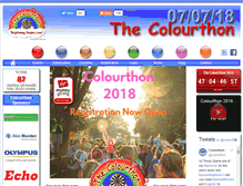 Tablet Preview of colourthon.org